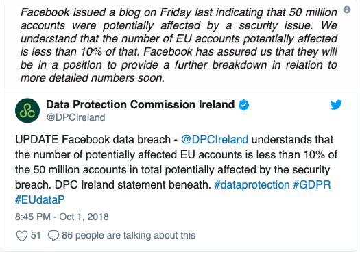 Data protection commission, Ireland