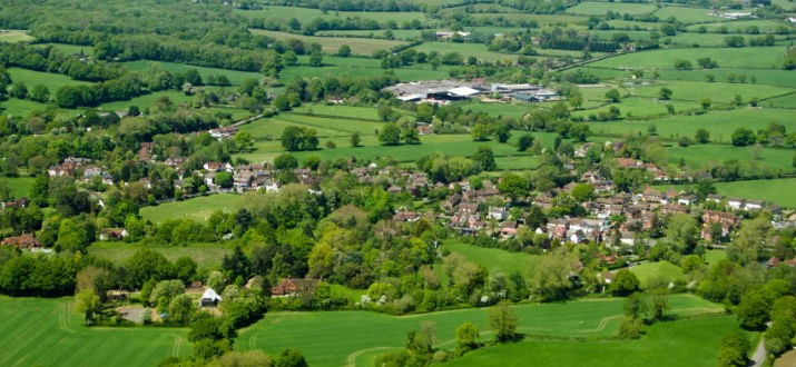 Mole Valley Scenery