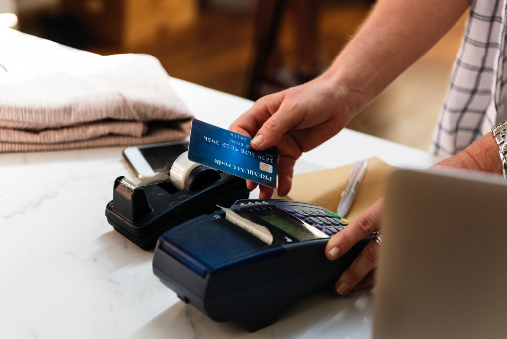 Card payment protection in the retail and commerce industries